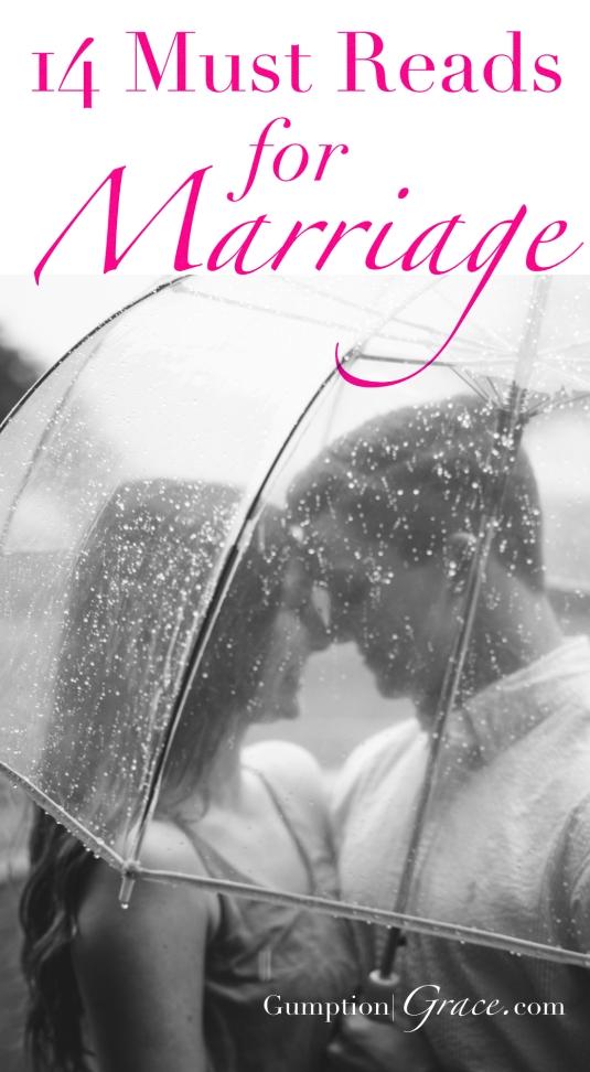 14 Must Read Books For Marraige GumptionGrace.com